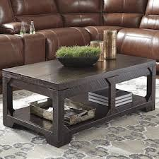 nebraska furniture coffee tables rogness lift top coffee table in rustic brown nebraska furniture mart