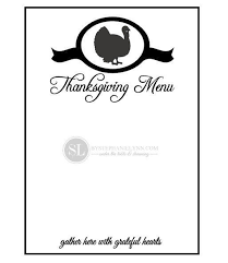 free menu templates printable best 25 printable menu ideas on