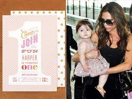 celeb inspired kiddie birthday party invitations u2013 moms u0026 babies