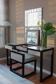 glass bedroom vanity bedroom amazing glass bedroom vanity room design plan unique and