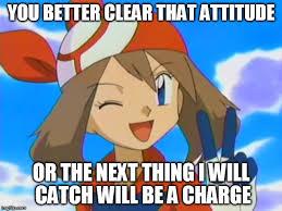 Polemon Meme - pokemon may memes imgflip