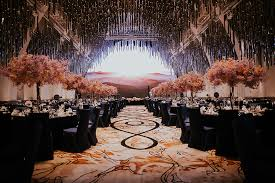 wedding backdrop singapore starry starry joshua and cheryl s ballroom wedding at jw