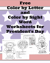 president u0027s day worksheets for preschool or kindergarten
