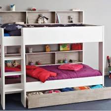 single bunk with storage in head pullout drawer 2 x mattresses