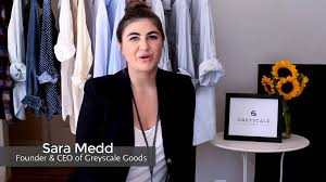 you should know androgynous fashion stylist sara medd