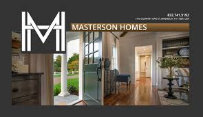 Magnolia Homes Texas by Masterson Homes Magnolia Tx 77354 832 741 5192 Best Custom Home