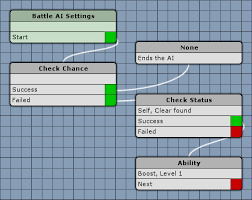 unity tutorial enemy ai 17 enemies and battle ai ork framework the complete rpg engine