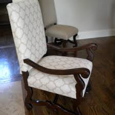 Recovering Dining Room Chairs Decorating How To Upholster A Chair For Red Dining Chair Ideas To