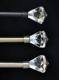 Bling Curtain Rods Crystal Curtain Rod Ebay
