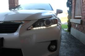 lexus ultra white vs starfire pearl installed philips h11 crystalvision ultra headlights page 4