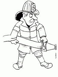fireman coloring pages coloring
