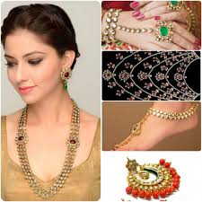 Latest Trends by Kundan Jewelry Designs Collection For Women Stylo Planet