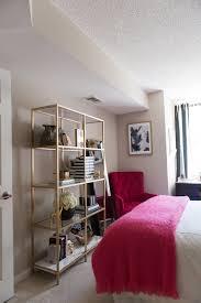 Gold Bookcase Diy Gold U0026 Marble Ikea Bookcase Hack Alicia Tenise