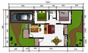 komplit model desain rumah minimalis type 45 terbaru 1000