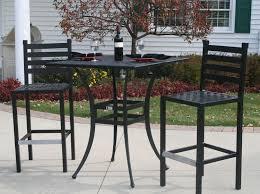 High Bistro Table Set Outdoor 46 Outdoor Bistro Table Set Bistro Table Bistro Table