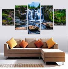 Home Decor Waterfalls by Popular Wall Waterfalls Buy Cheap Wall Waterfalls Lots From China