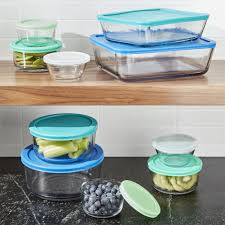 As Seen On Tv Spice Rack Organizer Food Storage Containers Glass And Plastic Crate And Barrel