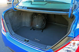 nissan tiida trunk space 2015 nissan versa sedan review autoweb