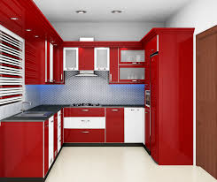 Modular Kitchen Interiors Kitchen Modern N Kitchen Interior Design Images Magnet Doors