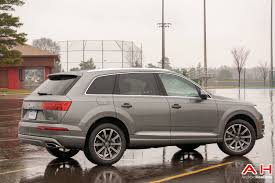 Audi Q7 2017 - featured review 2017 audi q7 and android auto androidheadlines com