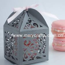 candy favor boxes wholesale laser cut hollow vine design wholesale paper draft wedding party