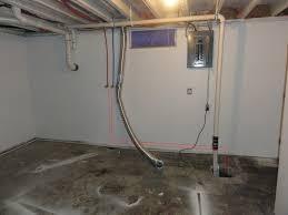 everdry michigan basement waterproofing sump pump discharge lines