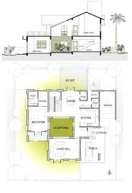 style house plans with courtyard courtyard house plans brokenshaker
