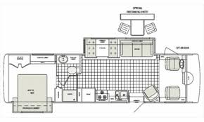 open road 5th wheel floor plans used 2007 tiffin allegro 32ba open road class a gas for sale