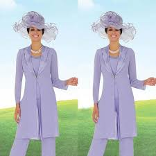 dressy pant suits for weddings aliexpress com buy 3 pieces of the pant