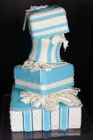 artificial or fake wedding cake for the budget consicious bride