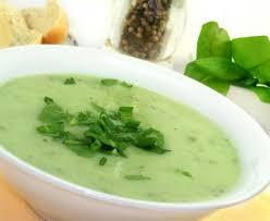 faire une fontaine cuisine soupe de cresson recette de soupe de cresson marmiton