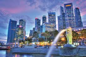 singapore lion the lion city s ultimate project supply chain asia
