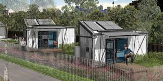australia u0027s first tiny home project approved for nsw homeless