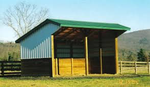 Loafing Shed Plans Horse Shelter by Plans For Storage Building 12x16 Horse Run In Shed Designs