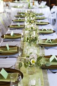 sage green table runner this is sooo perfect i m loving the sage table runner and then we