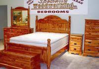 Cedar Bedroom Furniture Appealing Cedar Bedroom Furniture Rustic Bed More Than Wood