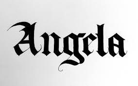 imagenes letras goticas nombres didáctica de la tipografía ii aprendizaje de la caligrafía