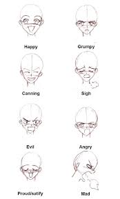 25 beautiful drawing expressions ideas on pinterest