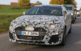 2018 audi a1 to have 250 hp s1 and 300 hp rs1 versions autoevolution