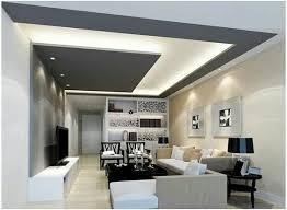 Modern POP False Ceiling Designs Wall POP Design  Ideas - Modern living room ceiling design