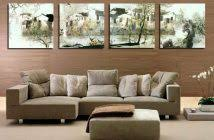 How To Decorate A Wall In Living Room Rustic How To