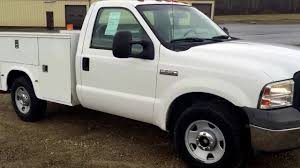 Ford F250 Truck Bed - ford f 250 sd 2006 utility bed super duty salvage title pittsburgh