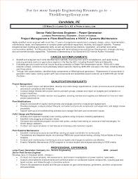Sample Engineering Resumes by Project Engineer Resume Oil And Gas Resume For Your Job Application
