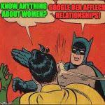 Batman Robin Meme Generator - batman slapping robin meme generator imgflip