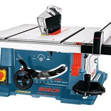 bosch safety table saw bosch gts10 table saw 110v gts 10
