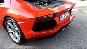 lamborghini engine lamborghini aventador revving engine in hd youtube