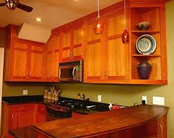 cherry shaker kitchen cabinets custom made shaker style kitchen in cherry by mckenzie cabinetry
