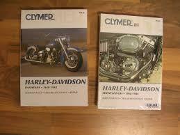 clymer korjausopas harley davidson panhead u2013 upi u0027s garage