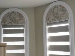 arch window blinds that open and close home design inspirations