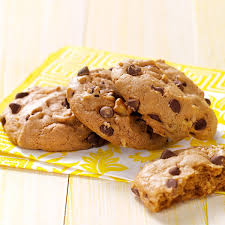 thanksgiving cookies recipe vegan chocolate chip cookies recipe taste of home